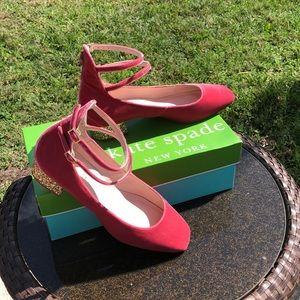 New never worn Kate spade heels